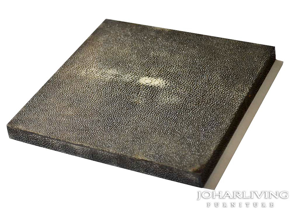 Shagreen Black - Furniture Finishing