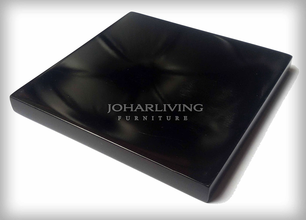 Black Lacquer - Furniture Finishing