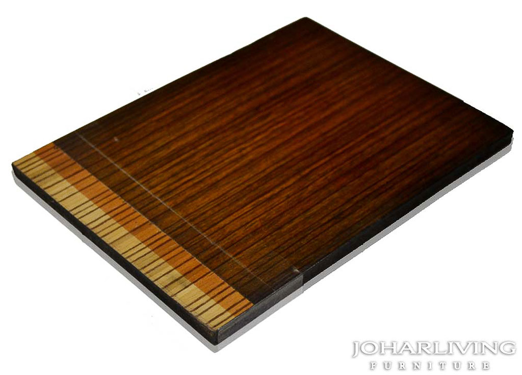 Antique Zebrawood Veneer - Furniture Finishing